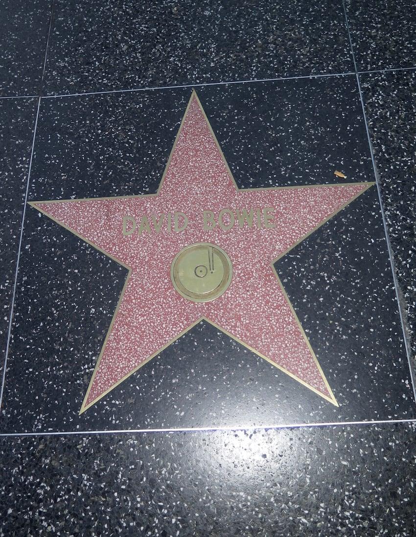 RIP David Bowie – ja moni muu.