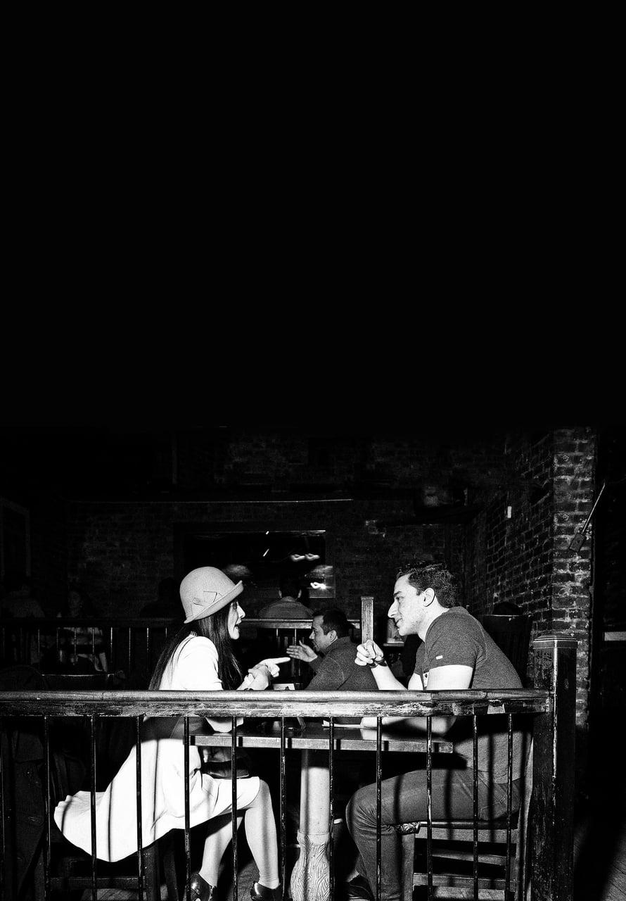 musta ja valkoinen dating palvelut