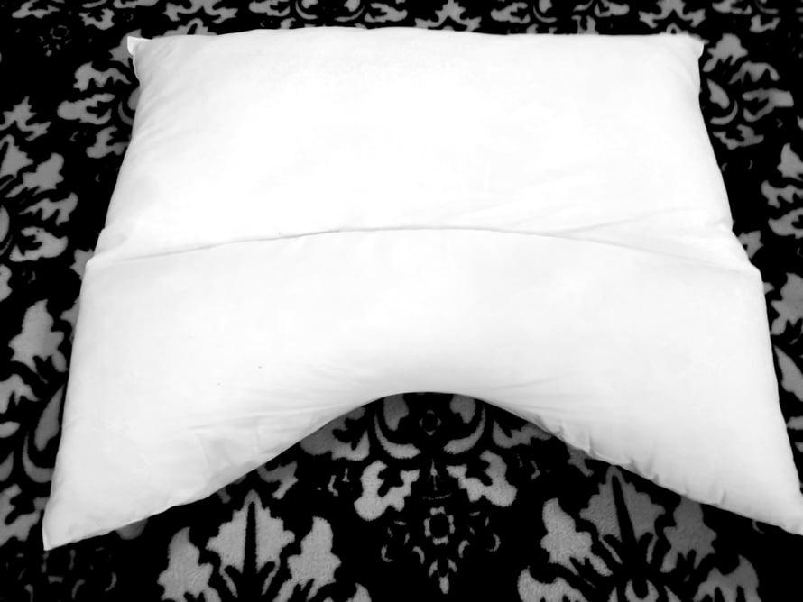 Koti on, jos voit kytkeä tyyny