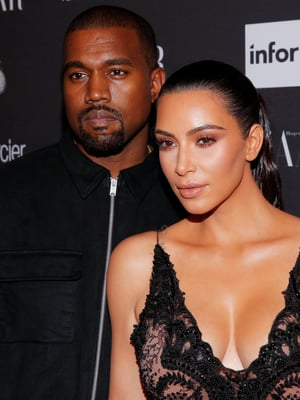 Milloin Kim Kardashian ja Kanye West alkoi dating