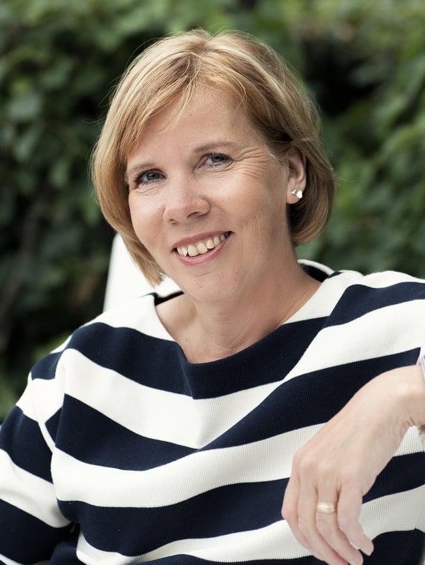 """Opetusministeri Anna-Maja Henriksson ajattelee, että oppiminen jatkuu eikä kaikkea ole vielä koettu. """"Mutta olen kokenut niin paljon, että joistakin asioista voin sanoa, että ei kiinnosta."""""""