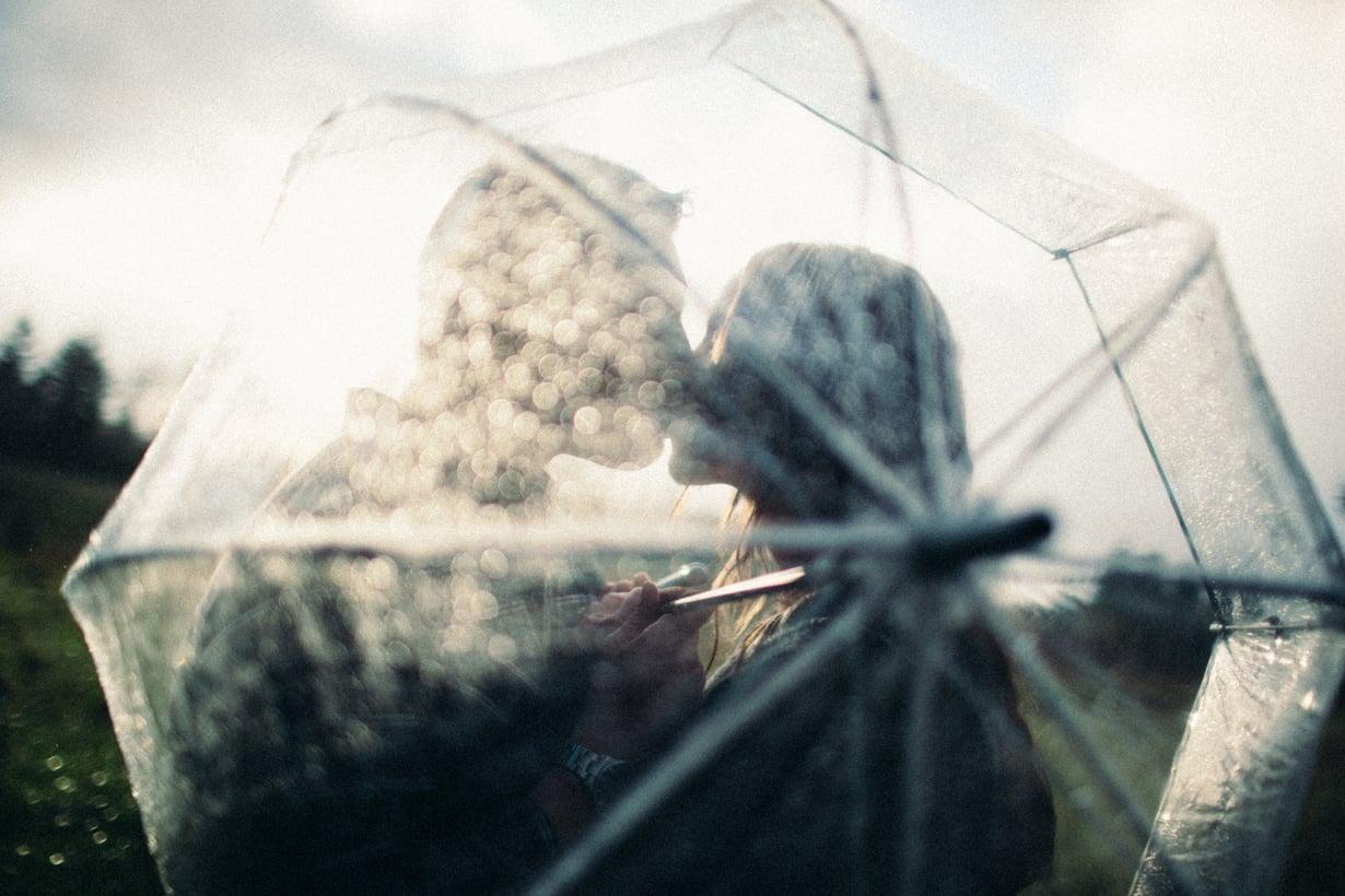 Joskus suhteesta voi epävarmuuksien jälkeen kehkeytyä jotain entistä parempaa.