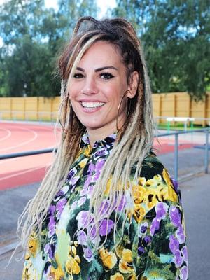Tämän kesän aikana Eva Wahlström on nauttinut suhteellisen tavallisista asioista, kuten kotona olemisesta ja kehonhuollosta.