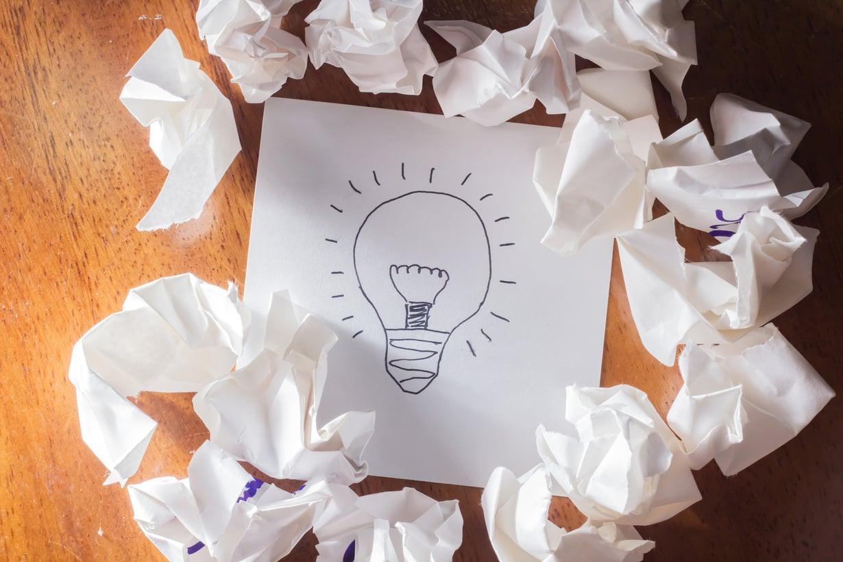 Hätistä harmaat aivosolut liikkeelle! Kuva: Shutterstock