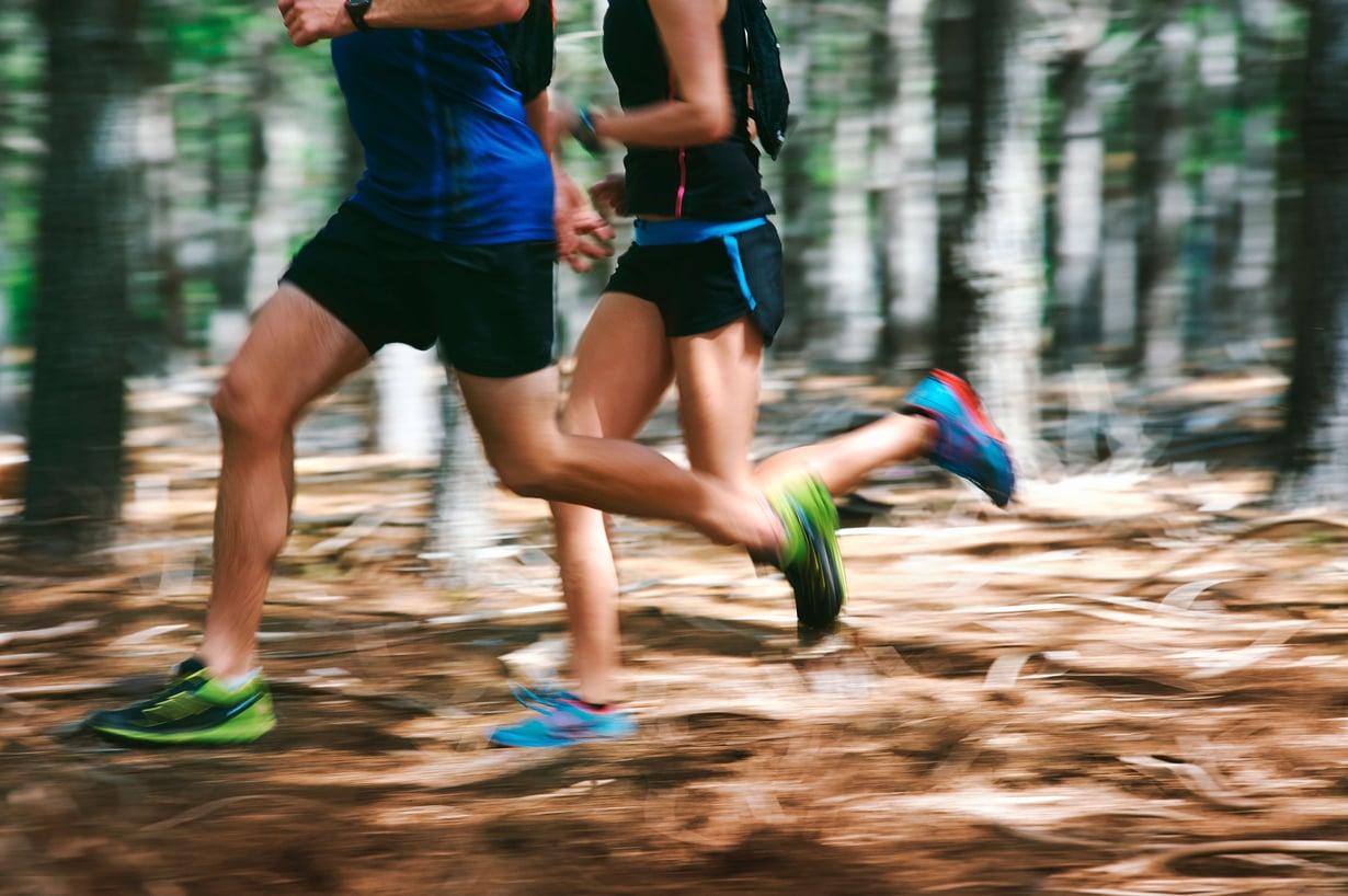 Kaverin kanssa askelkin tuntuu kevyemmältä. Kuva: Shutterstock