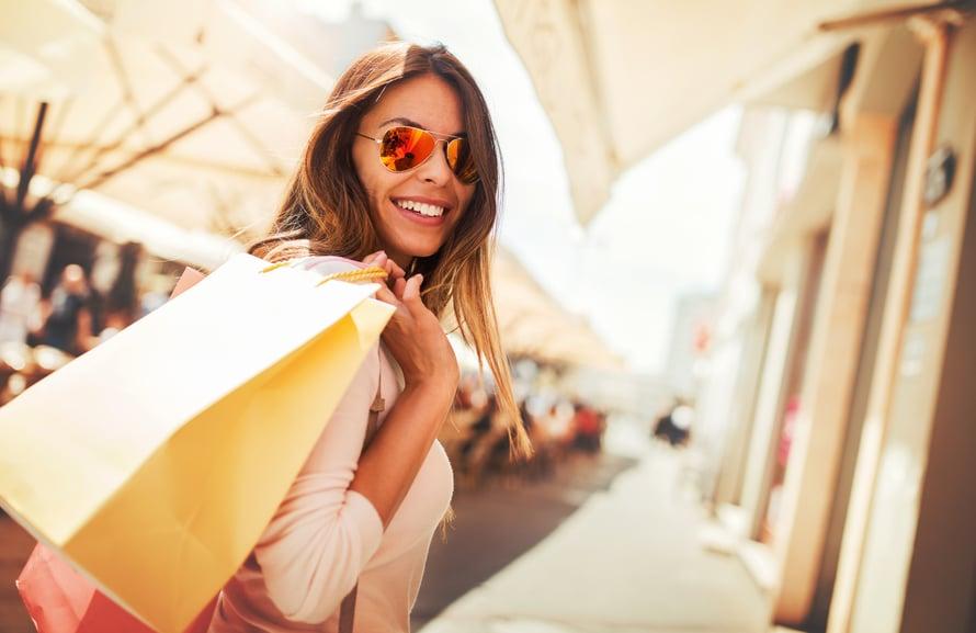 Ostosten tekemistä helpottaa, kun tunnistaa omat arvonsa.