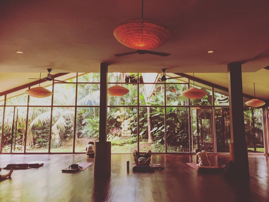 Yoga Barn, Bali. Tuo joogaajan unelmapaikka.