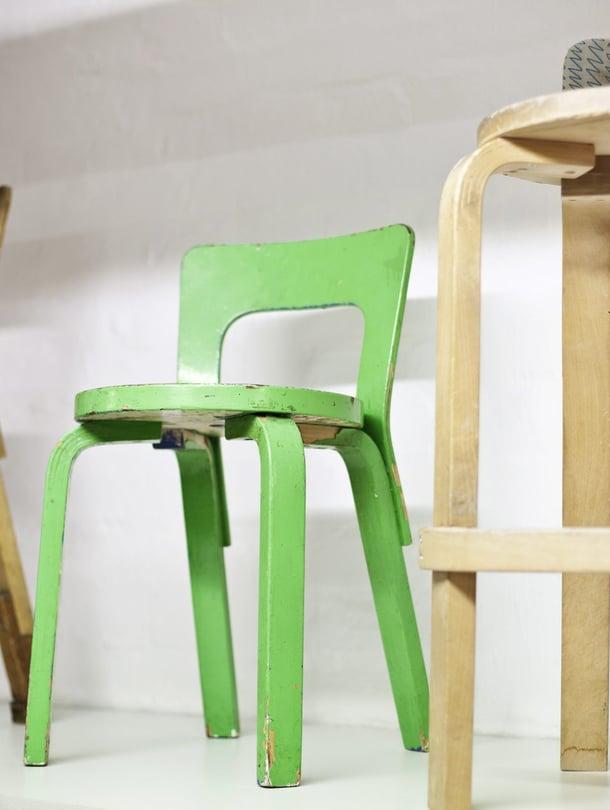 Huonekalut tulee aina syynätä huolellisesti, ennen kuin ne kantaa uuteen kotiin.