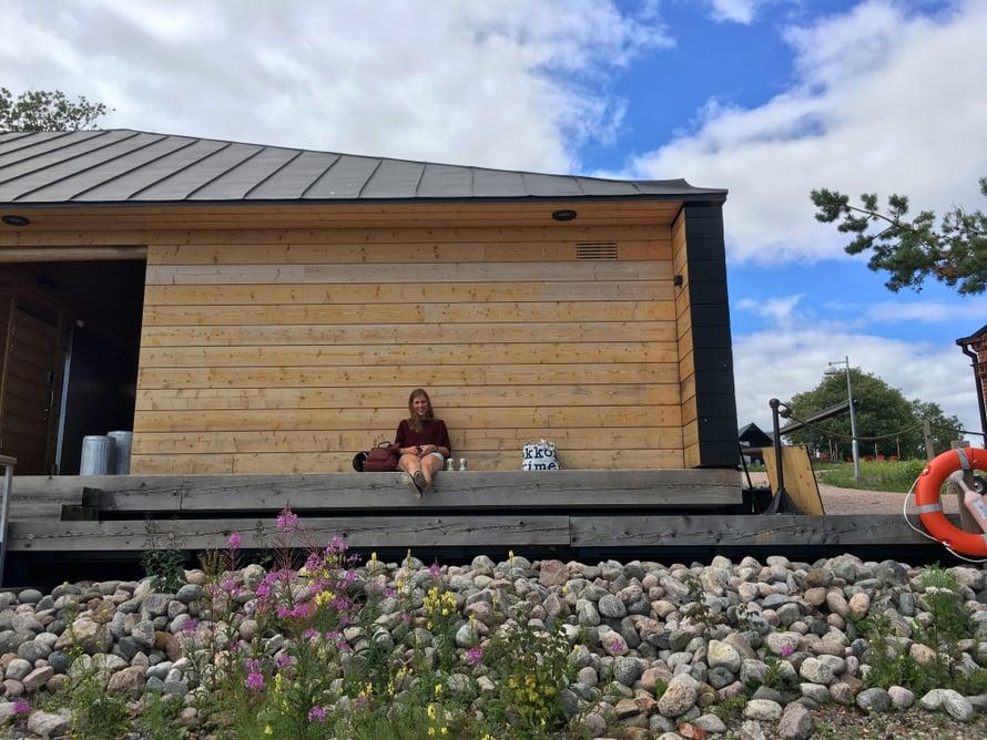 yleinen sauna helsinki