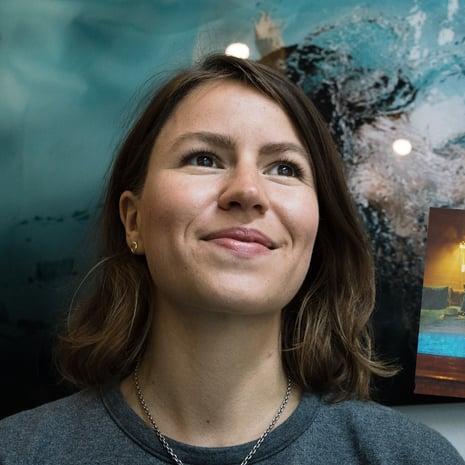 Maria Nordin Keskustelu