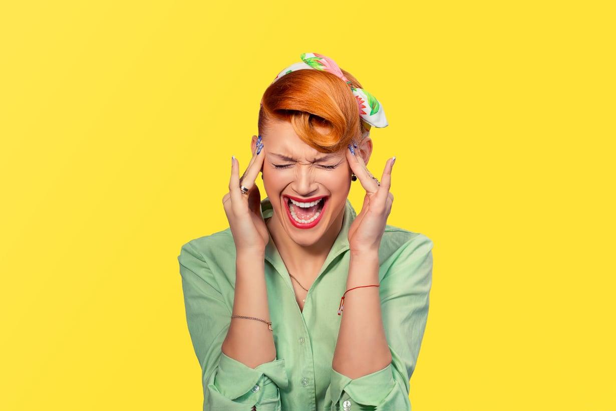 Välillä pinna kiristyy töissä, kiitos kollegoiden. Kuva: Shutterstock