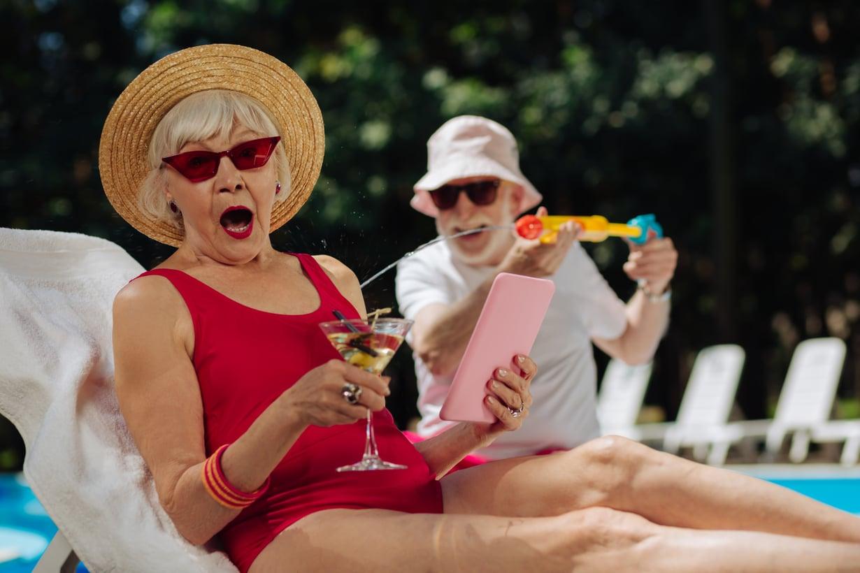 Tärkeintä on, että lomalla saa kunnon irtioton työarjesta! Kuva: Shutterstock