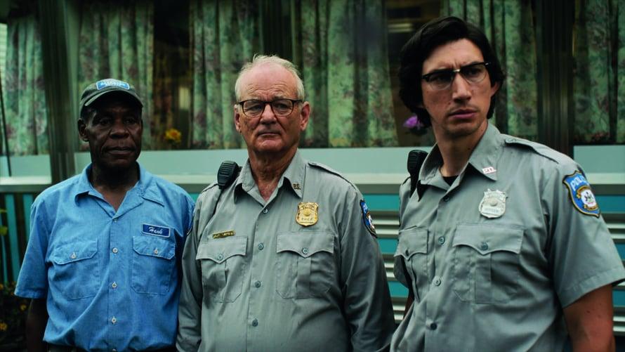 Hank Thompson (Danny Glover), Cliff Robertson (Bill Murray) ja Ronald Peterson (Adam Driver).