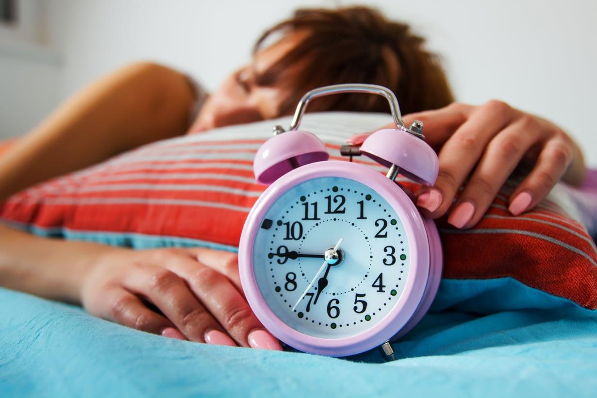 Uniapnea voi olla yksi syy huonovointisuuteen aamulla. Kuva: Shutterstock