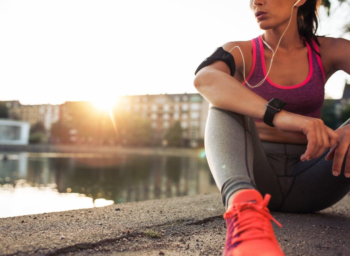 Istuskelua lenkkarit jalassa ei – valitettavasti – lasketa vielä liikunnaksi!