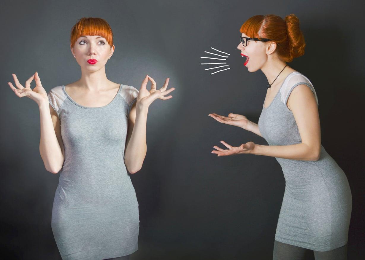 Kannattaa olla tarkkana siitä, mitä omille ja toisen aivoille opettaa. Kuva: Shutterstock