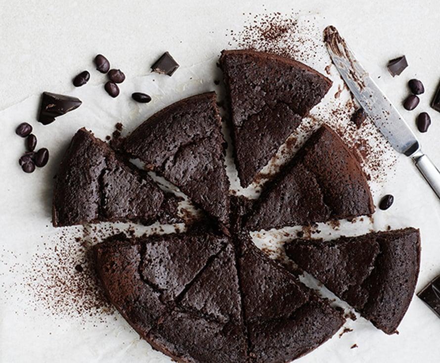 Mehevällä suklaakakulla on salaisuus.