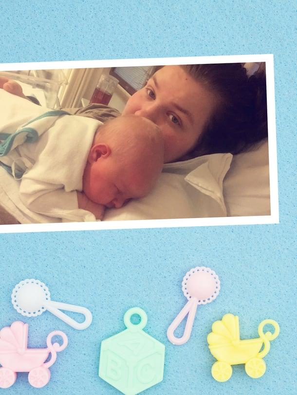 Vauva on muuttanut Sofia Ankkurin elämän täysin.