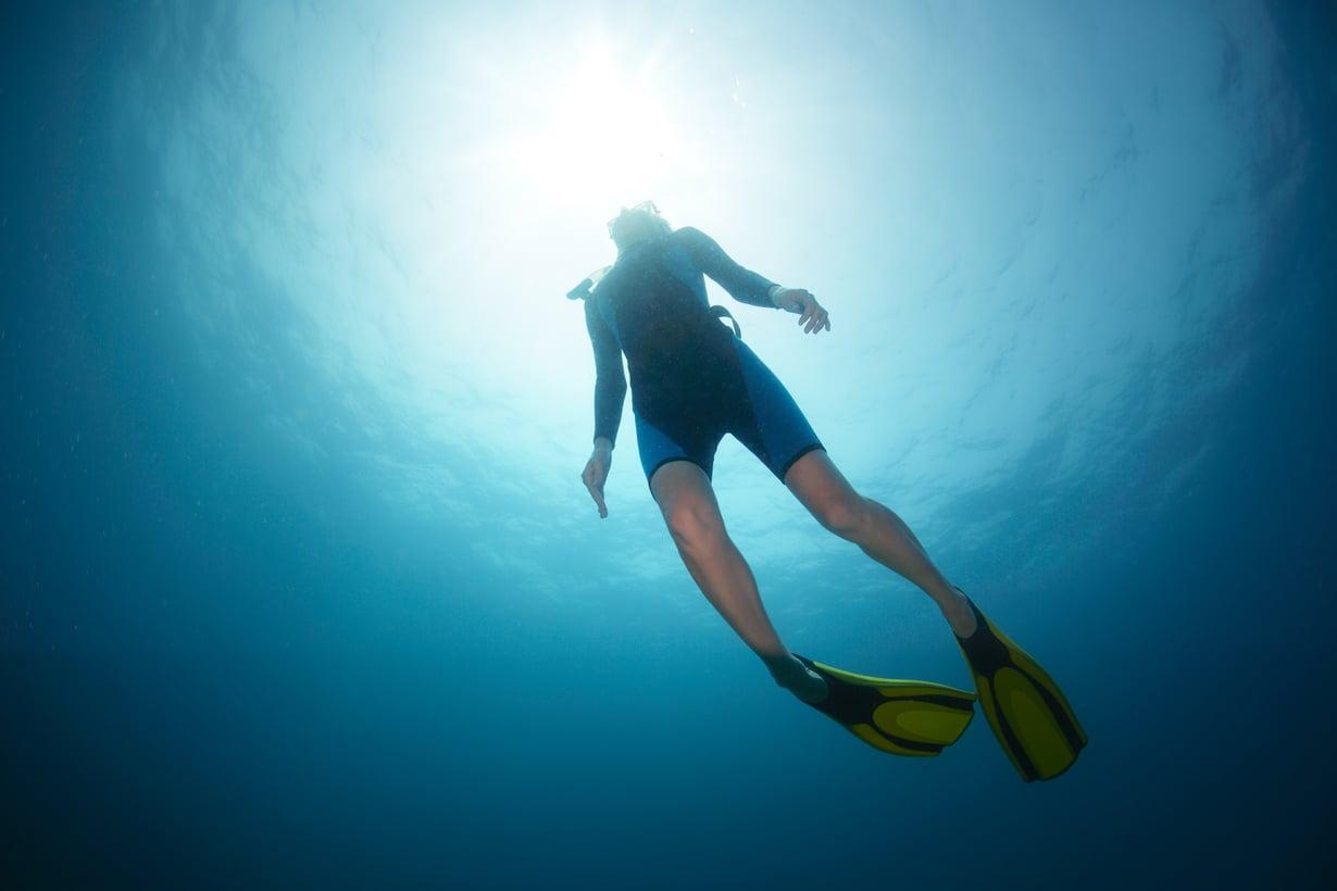 Kohta kirkastuu. Kuva: Shutterstock