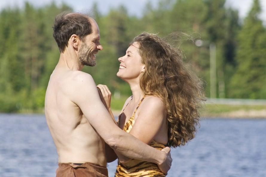 Taivaan tulet -sarjaa esitettiin neljä tuotantokautta. Kuva: Yle kuvapalvelu / Vesa Särkelä