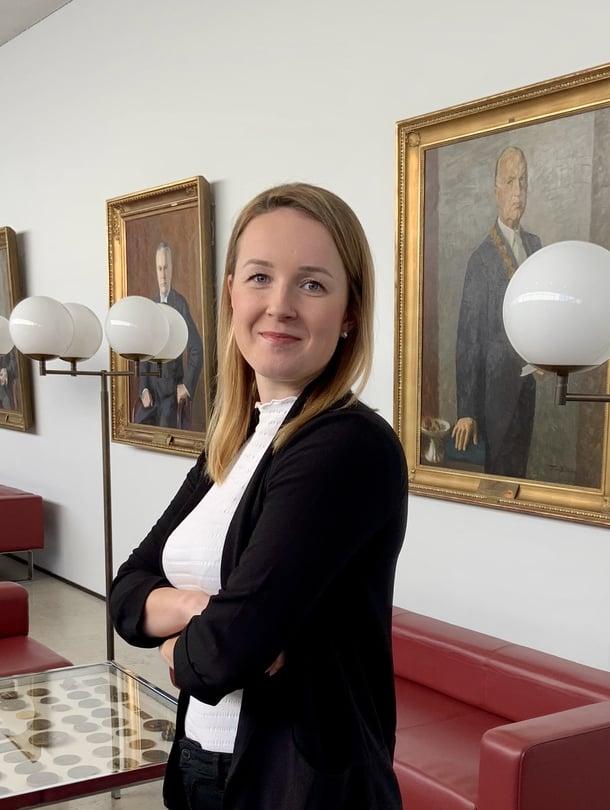 Kuntien työntekijöistä 80 prosenttia on naisia, kunnanjohtajista taas 25 prosenttia. Pirre Seppänen kuuluu siihen vähemmistöön!