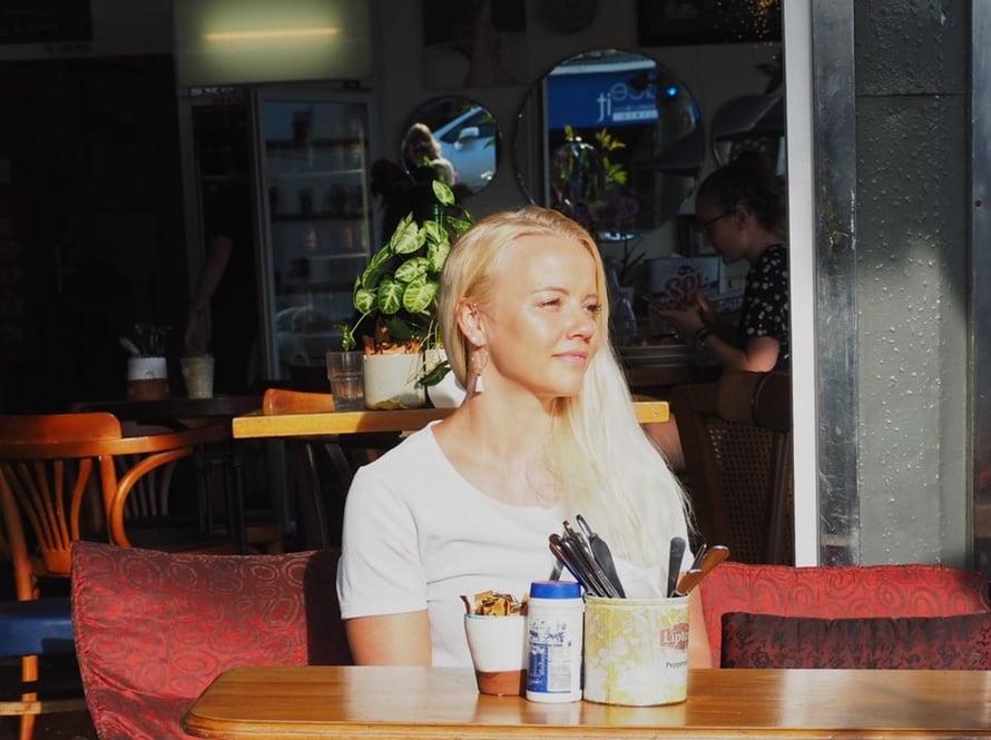 Annika sanoo tänä keväänä heipat Uudelle-Seelannille, ja palaa takaisin Englantiin.