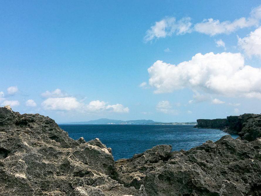 Nyt Onnaa! OIlappa Okinawan Onnassa, josta nämä kuvat ovat.