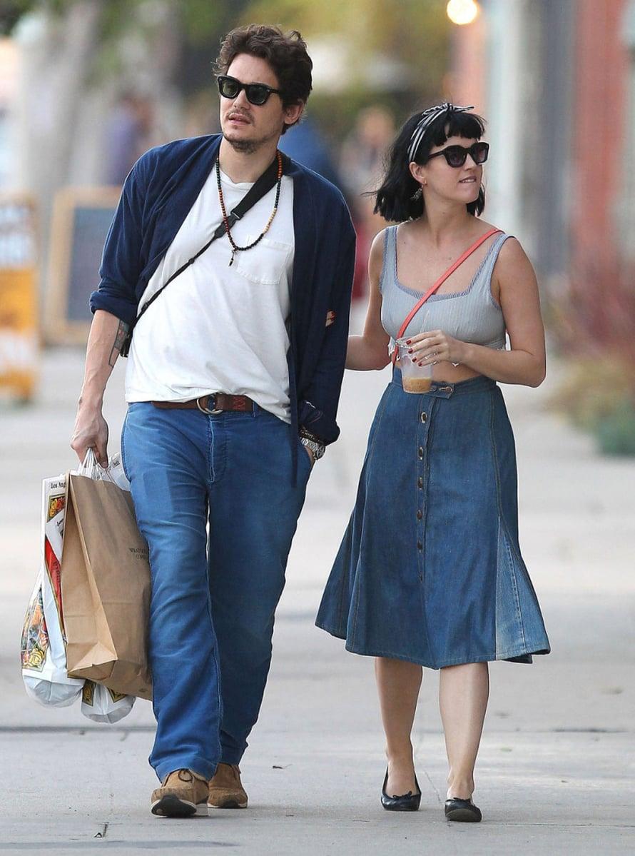 Katy Perry ja John Mayer, mutta ilman sormuksia, kuva MVPhotos.