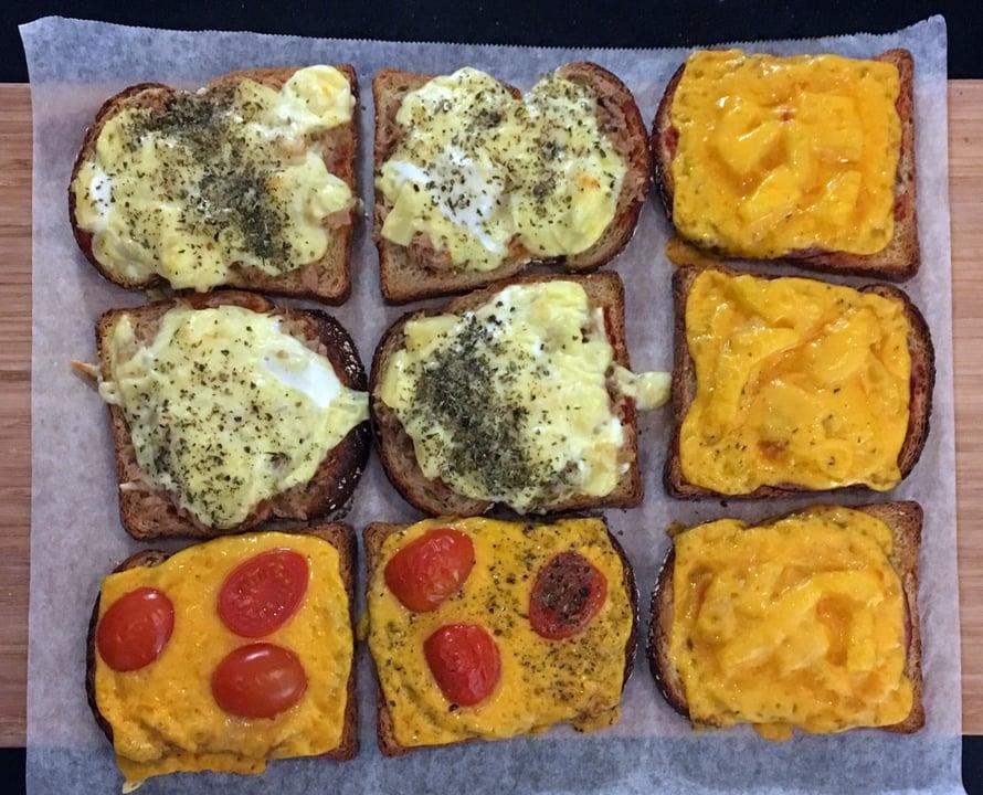 Peruspellille mahtuu yhdeksän leivän setti. Mutta riittääkö se mihinkään?