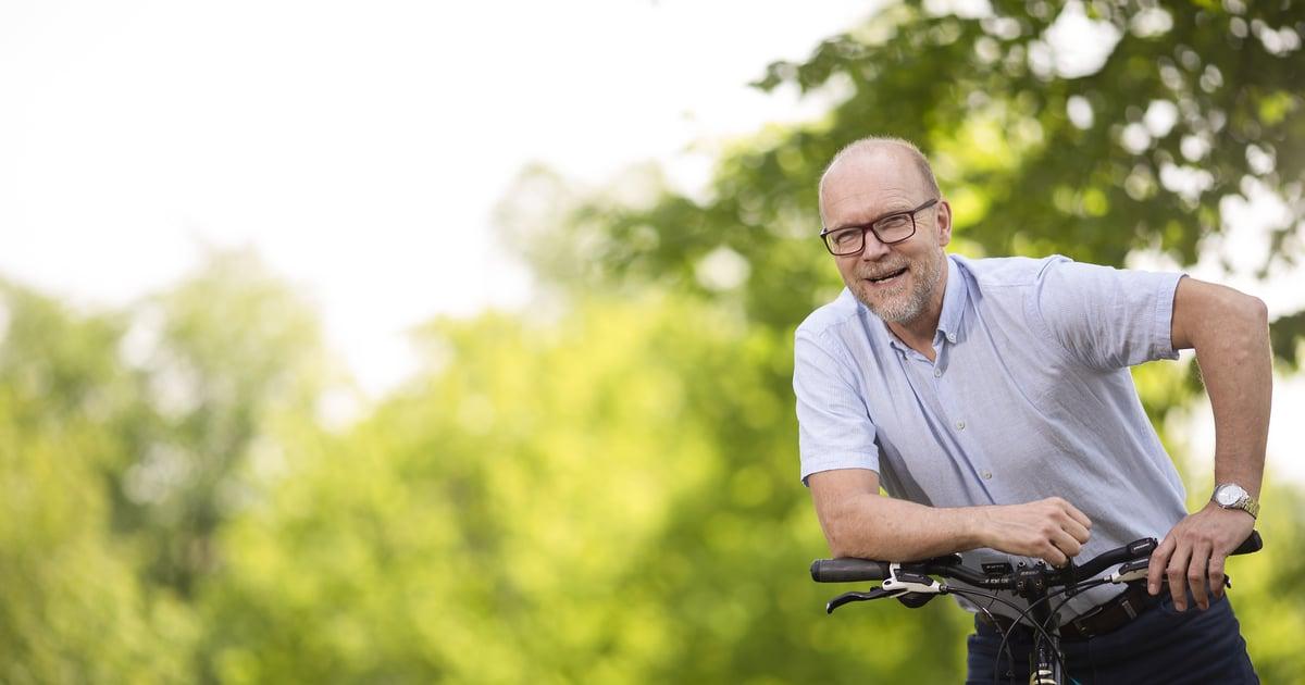Näyttelijä Kari Heiskanen