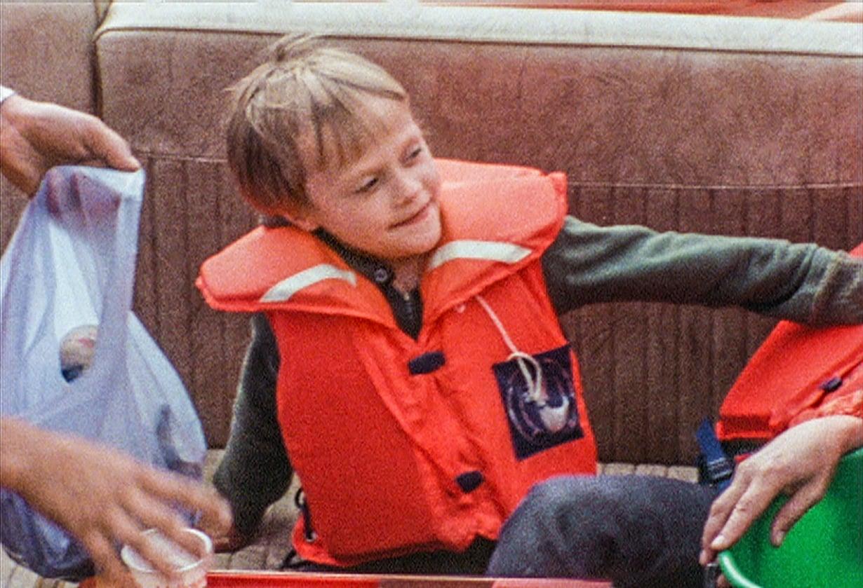 Ei tiennyt 8-vuotias Teemu, että NHL-ura tulee mahdollistamaan vähän isommankin jahdin hankkimisen.