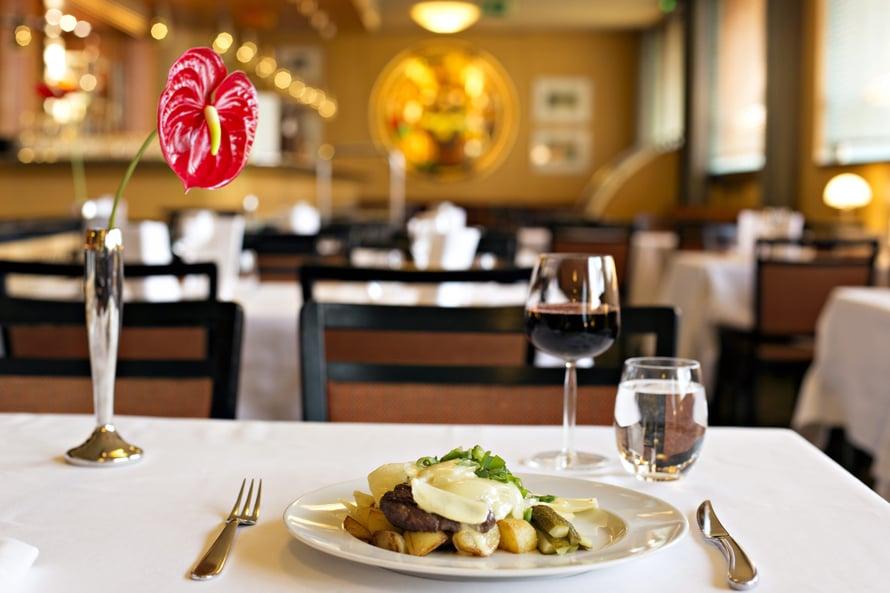Elite on harvinaislaatuinen kulttuuriravintola. Kuva: Sanoma-arkisto
