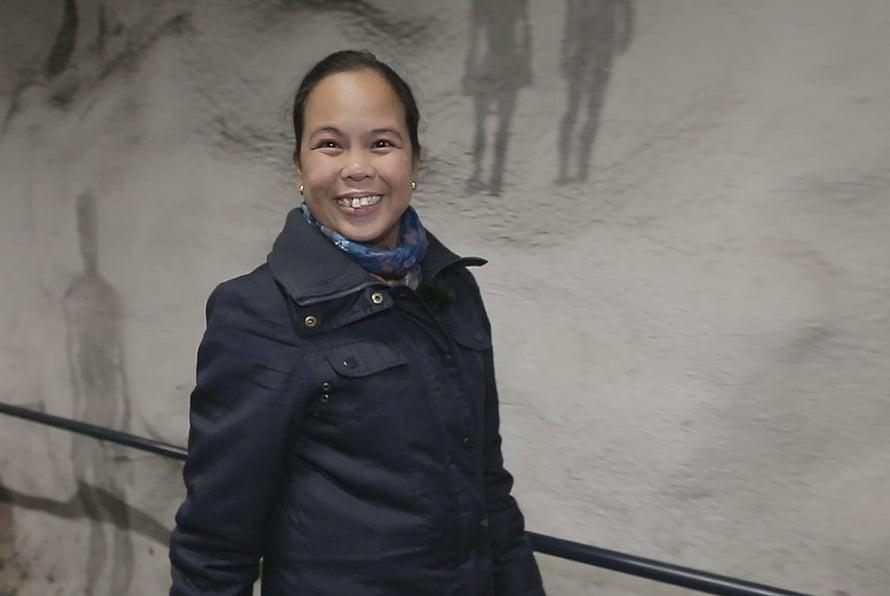 Meg Sakilayan-Latvala tuli Suomeen kahdeksan vuotta sitten rakkauden takia.