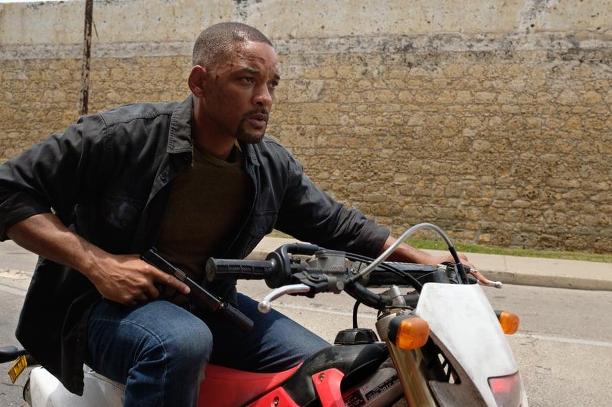 On asioita, joita edes toimintakonkari Will Smith ei kykene pelastamaan. Elokuva Gemini Man kuuluu niihin.