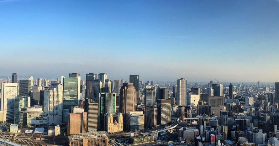 Osaka, elokuu 2016.