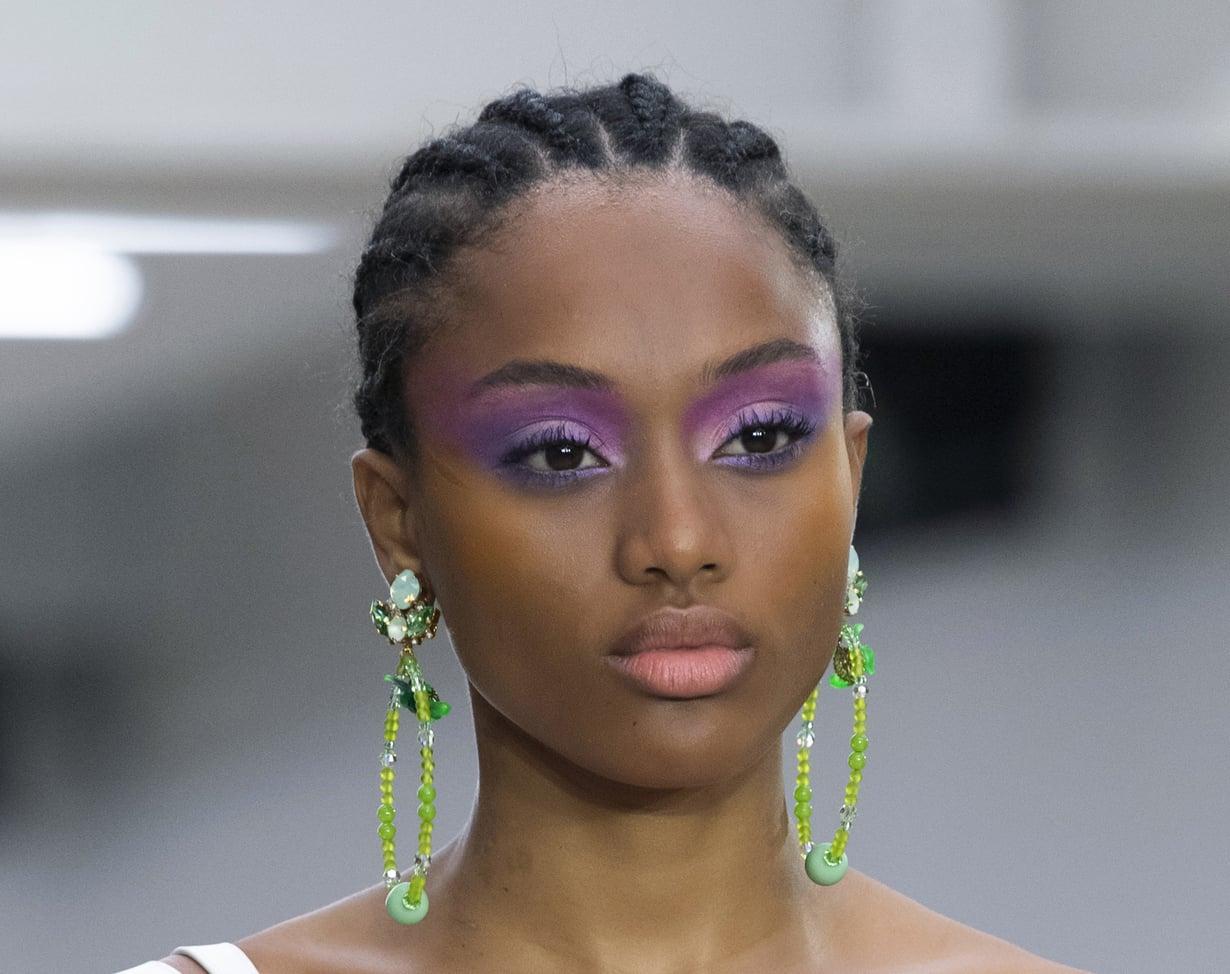 Vesivärimeikki on yksi ensi vuoden isoimmista meikkitrendeistä.