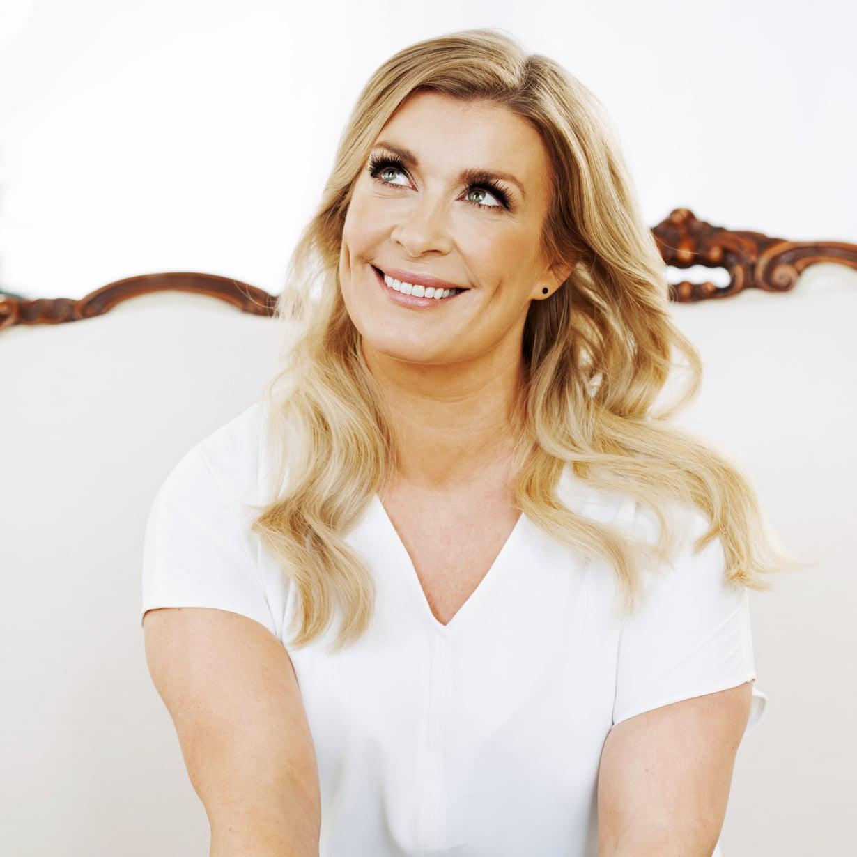 """""""Auktoriteettikammo näkyy minussa yhä"""", Kirsi Alm-Siira sanoo. Kuva: Liisa Valonen."""