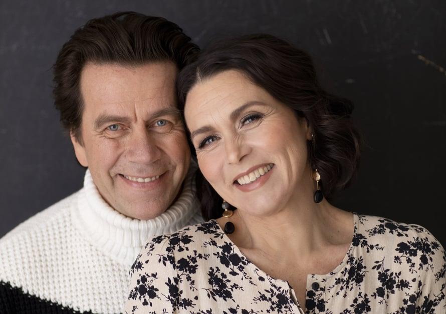 Mikko ja Hanna ovat soveltaneet Kimpassa-sarjan parin oppeja omaankin arkeensa.