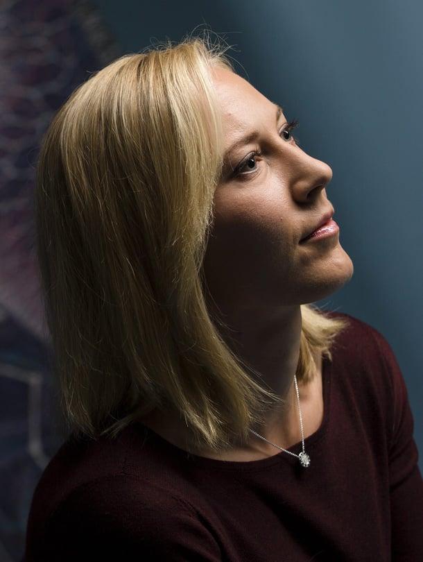 Aivotutkija Mona Moisala on koulutukseltaan psykologian tohtori.