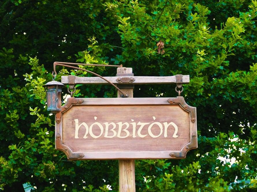 Tästä se alkaa: Hobbiton-seikkailu!
