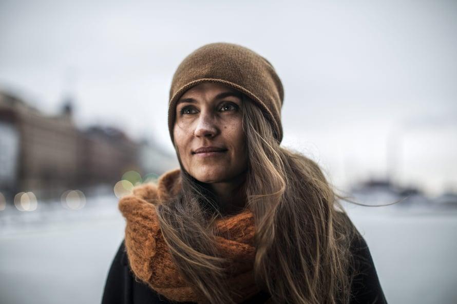 Start-up-yrittäjä Maria Ritola. Kuva: Sanoma-arkisto / Markus Jokela