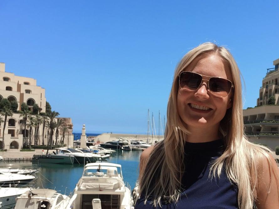 Treffit hyvät Maltalla