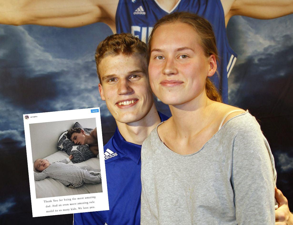 Lauri Markkanen Verna