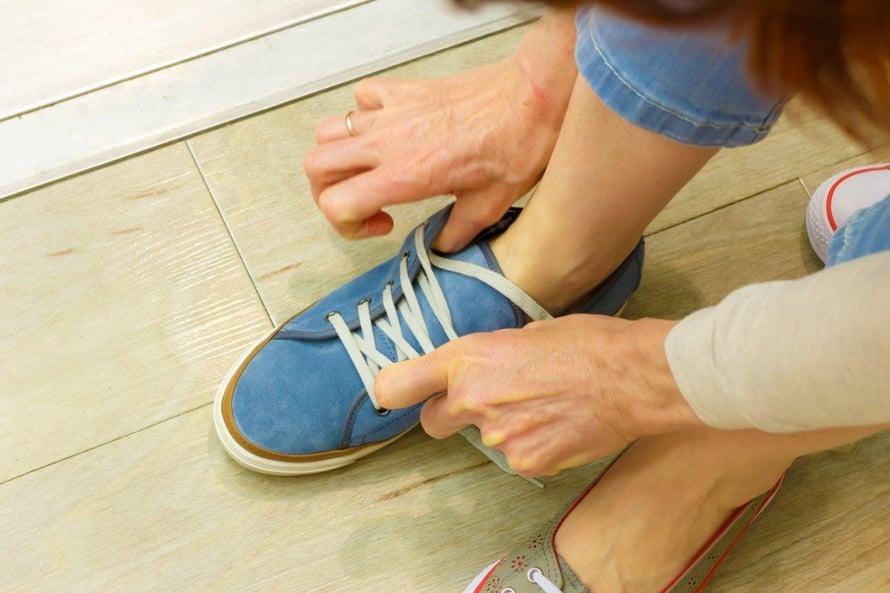 minne vanhat kengät