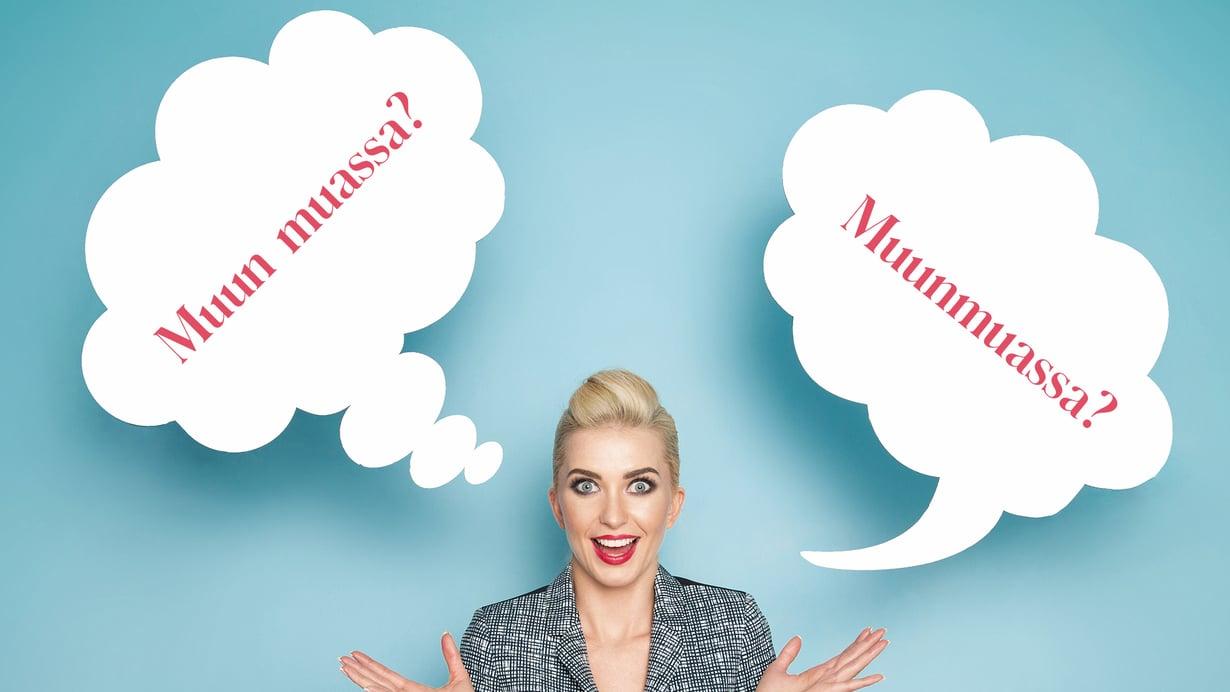 Kumpi näistä olikaan oikein? Testistä se selviää. Kuva: Shutterstock