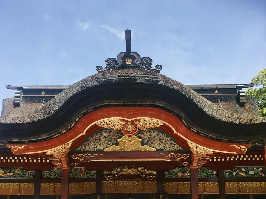 Dazaifun temppelialueella riittää nähtävää moneksi päiväksi.