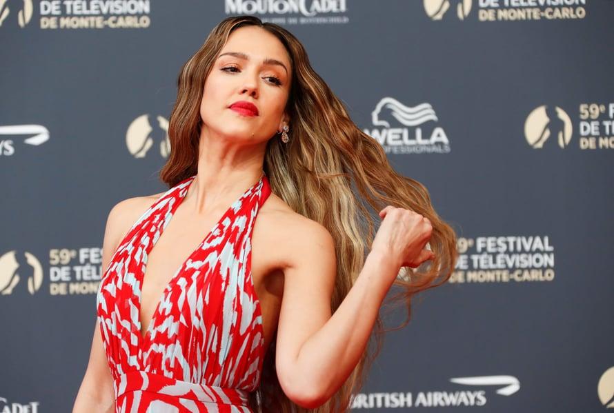 Näyttelijä Jessica Alba.