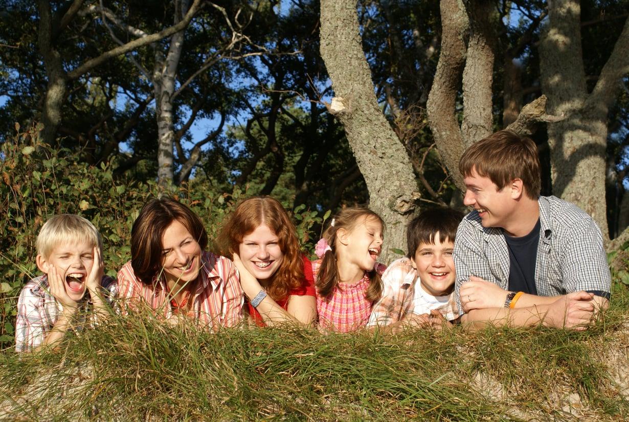 Sinun, minun vai meidän lapset? Kuva: Shutterstock