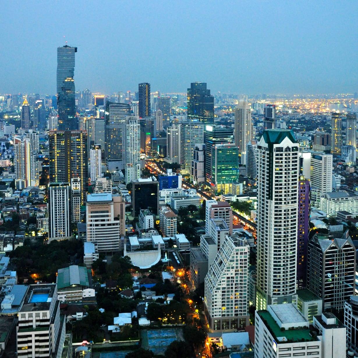 Hengästyttävässä Bangkokissa riittää ihmeteltävää vaikka viikoiksi, mutta parissa päivässäkin ehtii paljon, kun tietää mihin mennä. Kuva: Johanna Elomaa