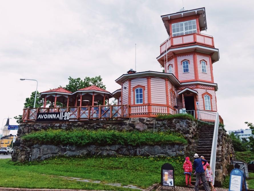 Tähtitornin Kahvila Oulu